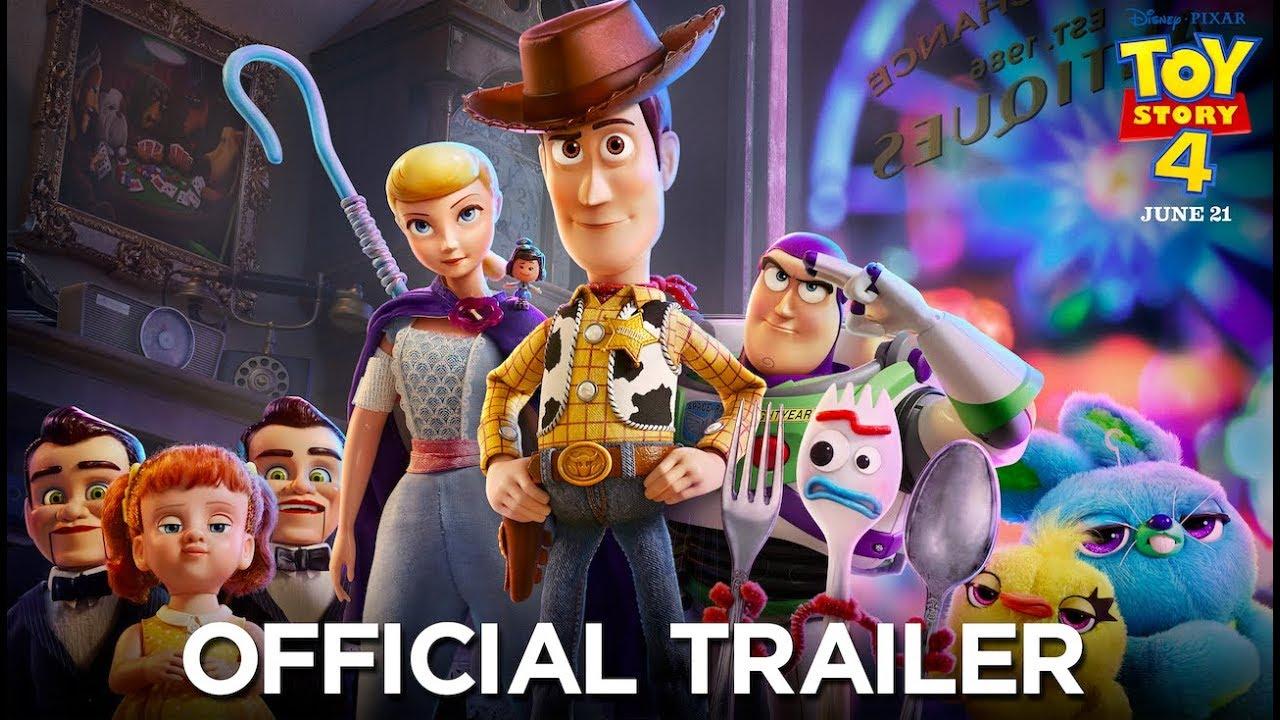 Toy Story 4 – Tráiler