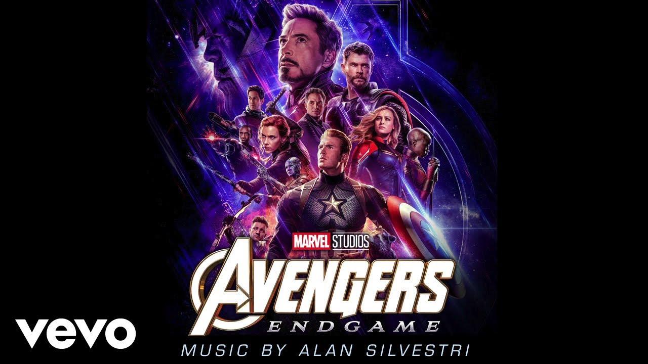 Avengers: Endgame – Soundtrack, Tráiler