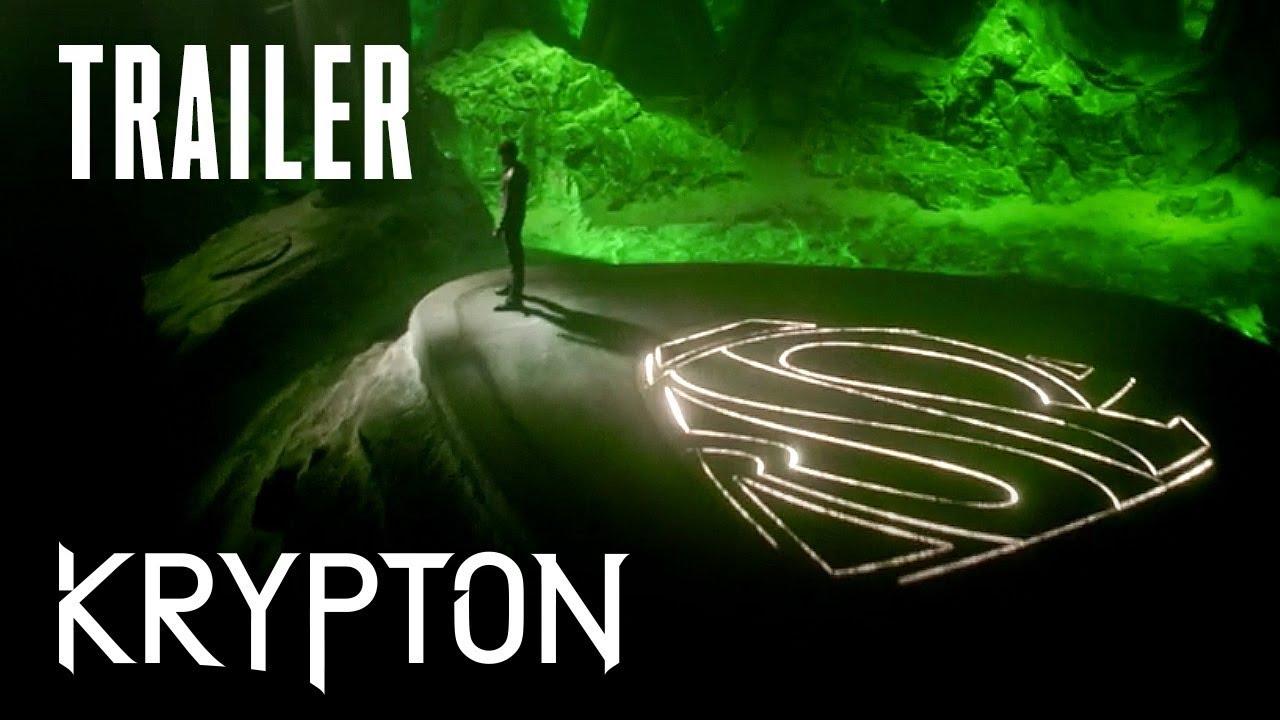 Krypton (Serie de TV) – Soundtrack, Tráiler