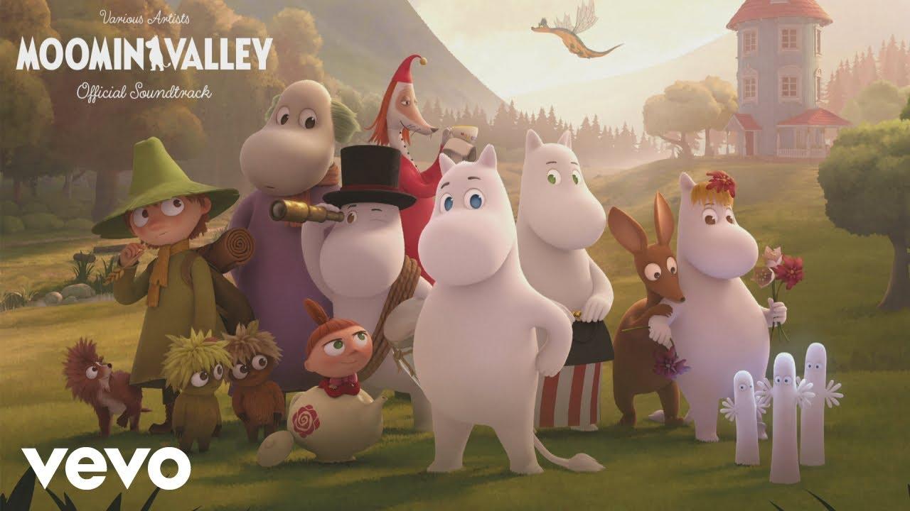 Moominvalley (Serie de TV) – Soundtrack, Tráiler