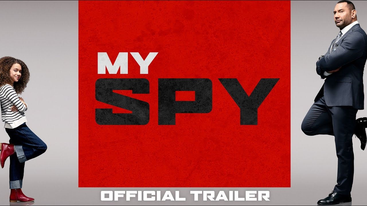 Grandes espías (My Spy) – Tráiler