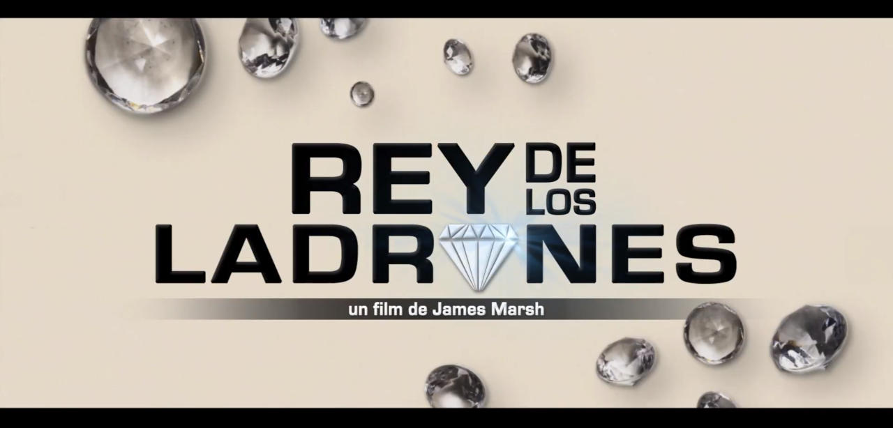 Rey de los Ladrones (King of Thieves) – Soundtrack, Tráiler