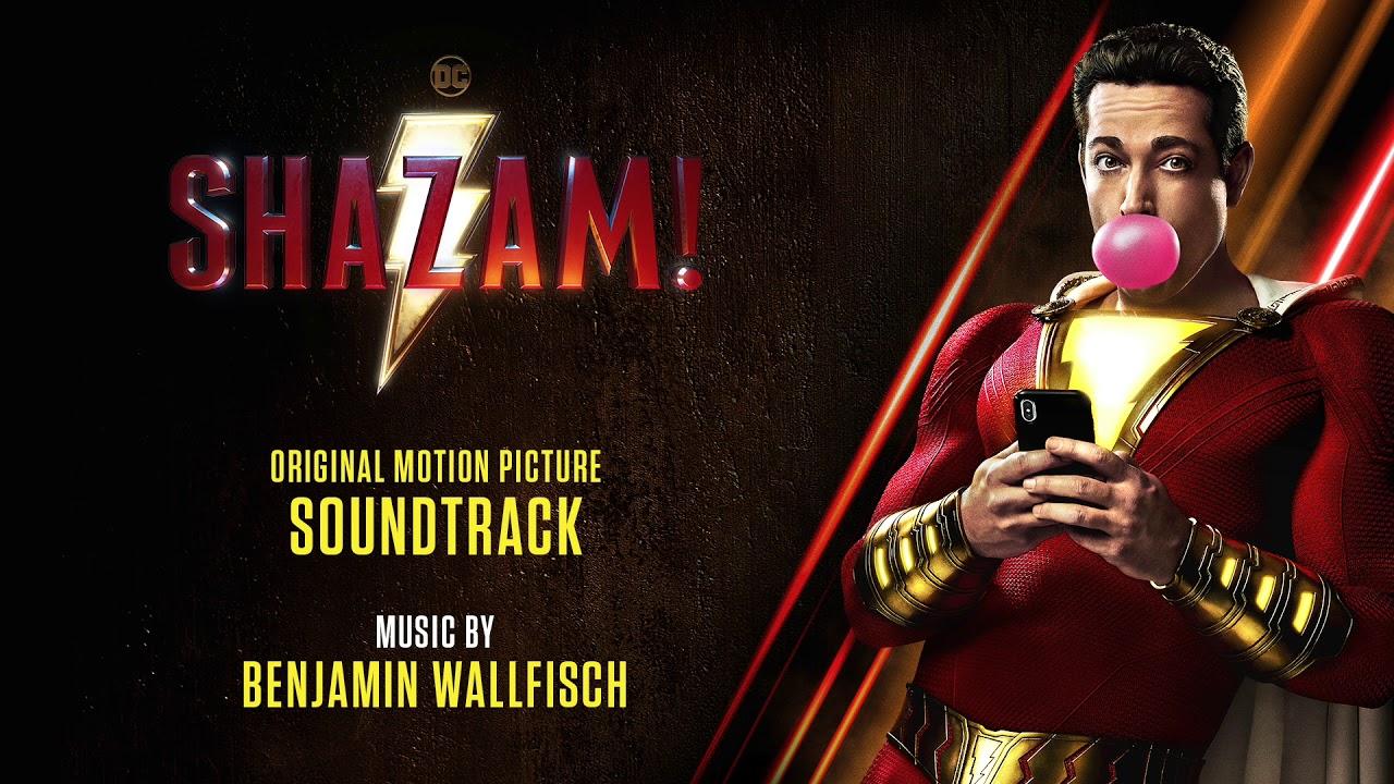 Shazam! – Soundtrack, Tráiler