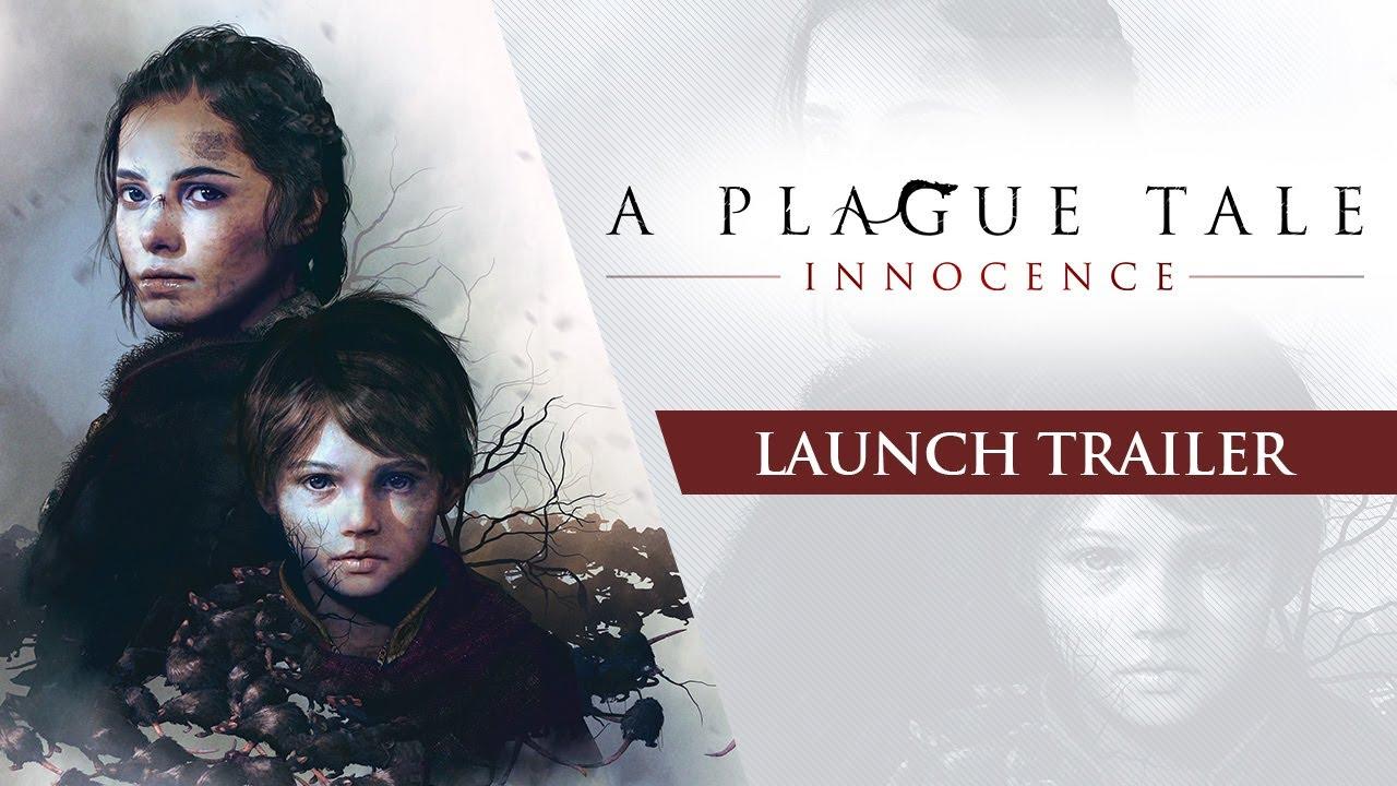 A Plague Tale: Innocence (PC, PS4, XB1) – Soundtrack, Tráiler