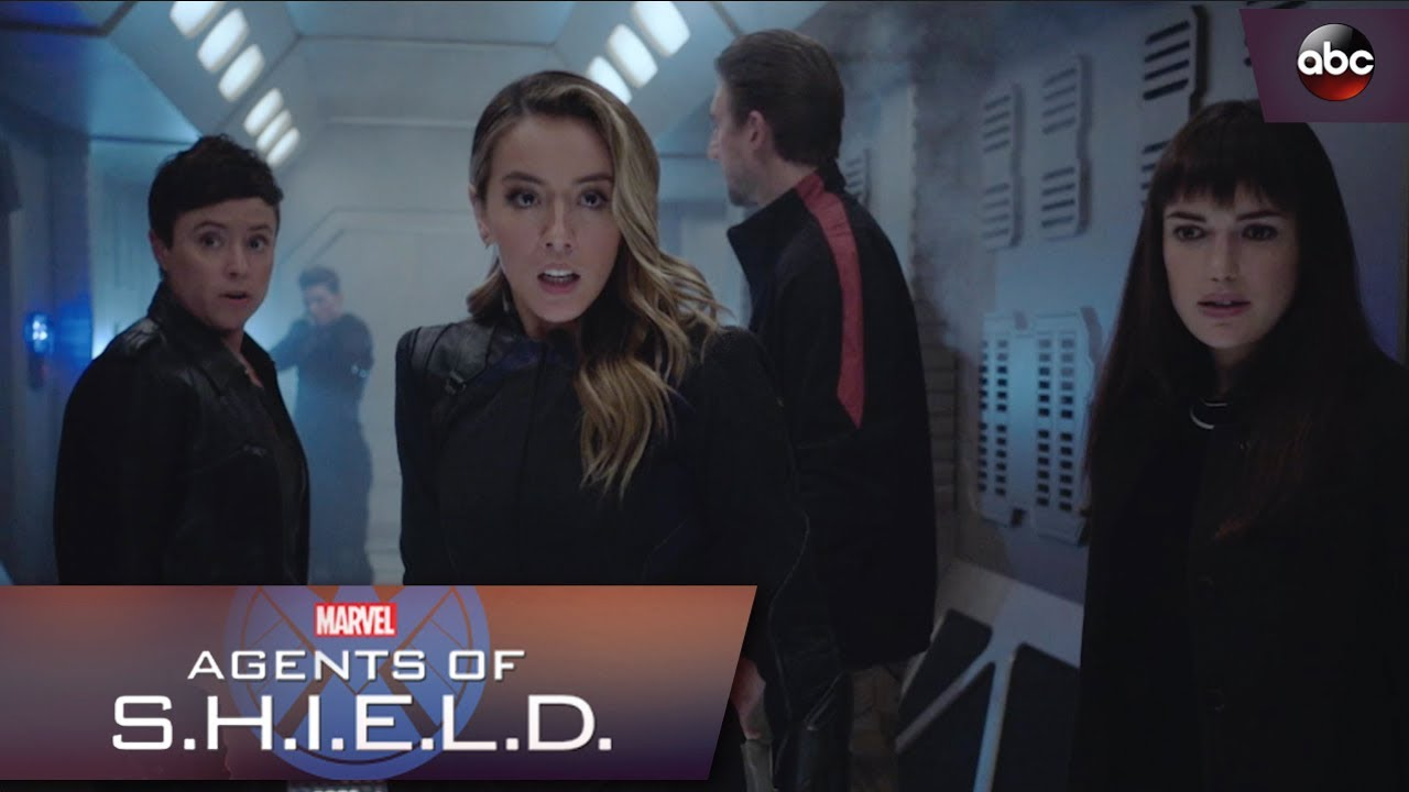 Agents of S.H.I.E.L.D. (Serie de TV) – Soundtrack, Tráiler