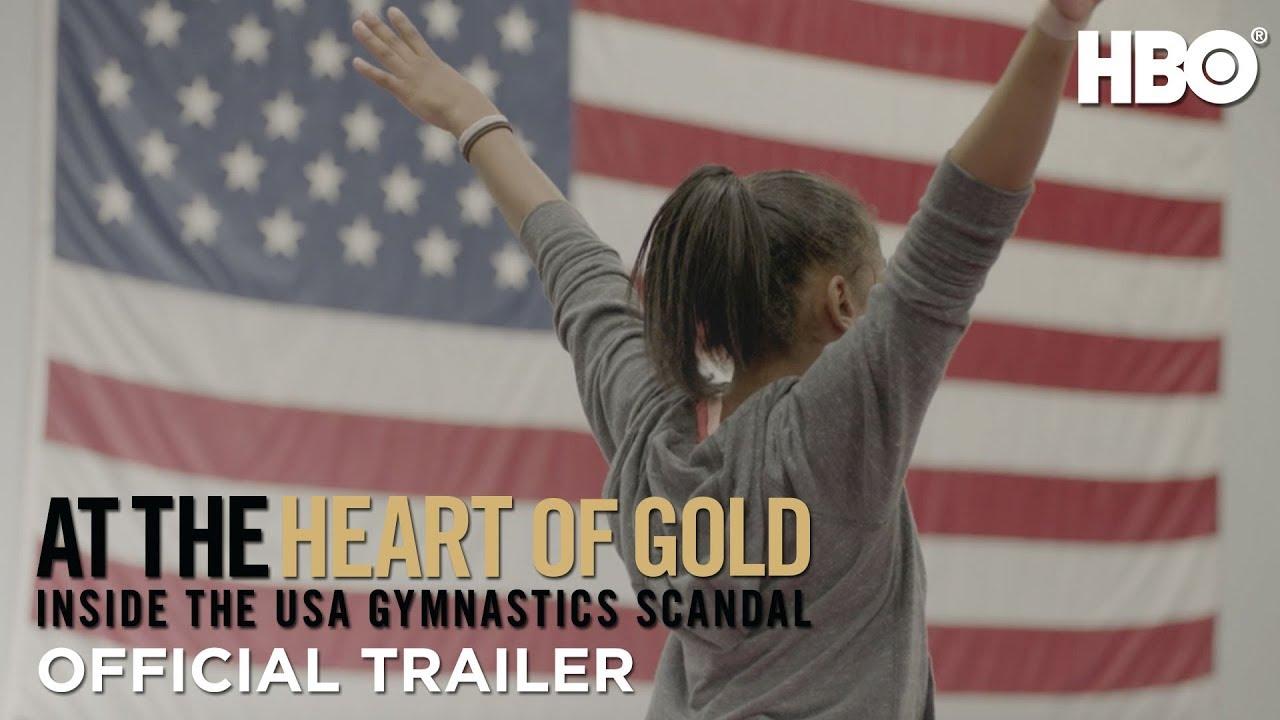At the Heart of Gold: Inside the USA Gymnastics Scandal (Documental) – Soundtrack, Tráiler