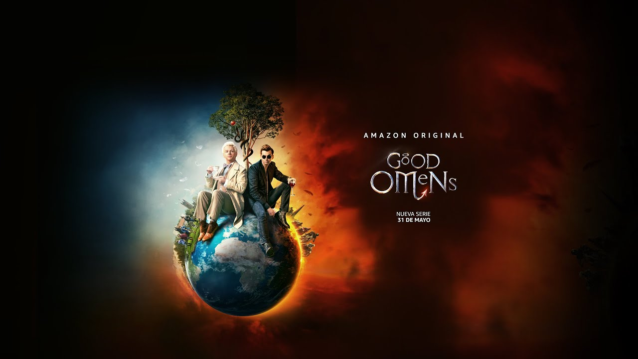 Good Omens (Serie de TV) – Soundtrack, Tráiler