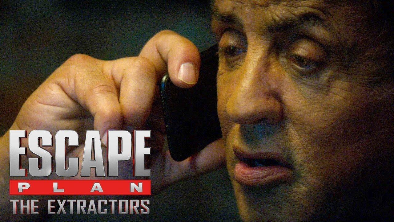 Plan de Escape 3 (Escape Plan: The Extractors) – Tráiler