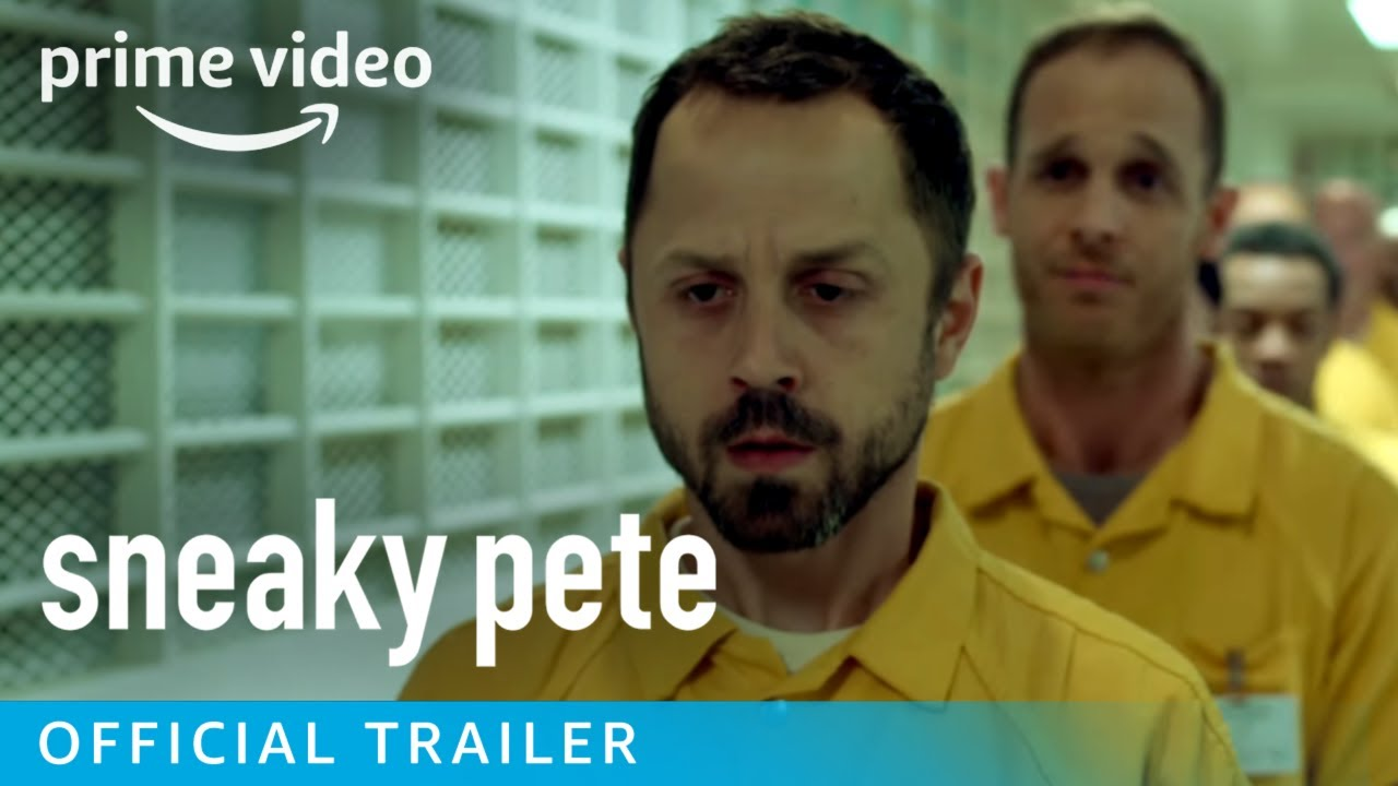 Sneaky Pete (Serie de TV) – Soundtrack, Tráiler