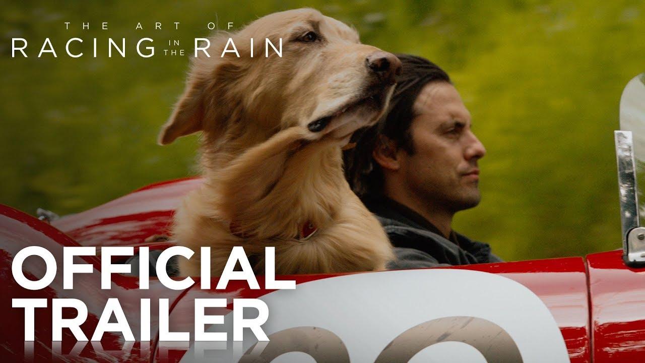 Mi amigo Enzo (The Art of Racing in the Rain) – Soundtrack, Tráiler