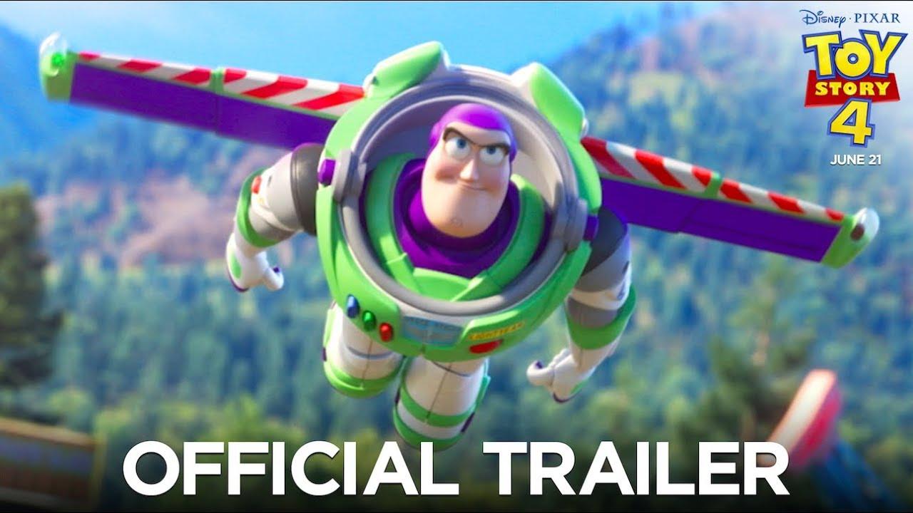 Toy Story 4 – Soundtrack, Tráiler
