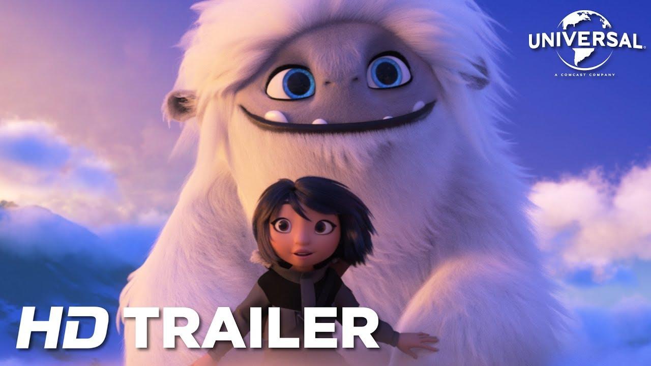 Un Amigo Abominable (Abominable) – Tráiler