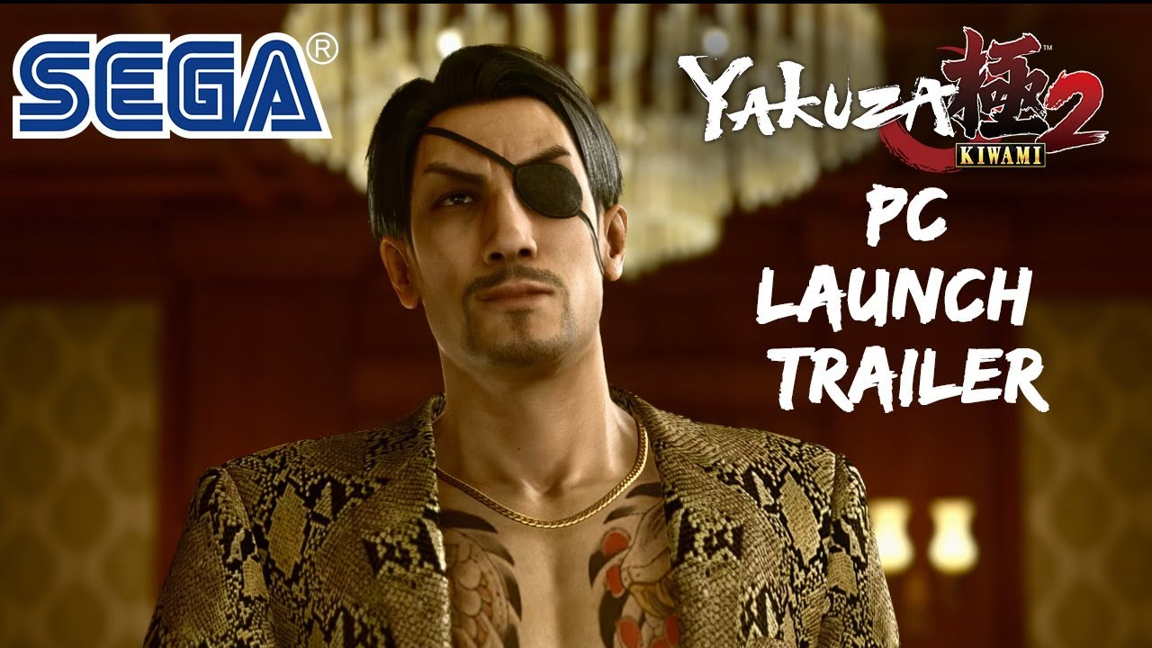 Yakuza Kiwami 2 (PC, PS4) – Soundtrack, Tráiler