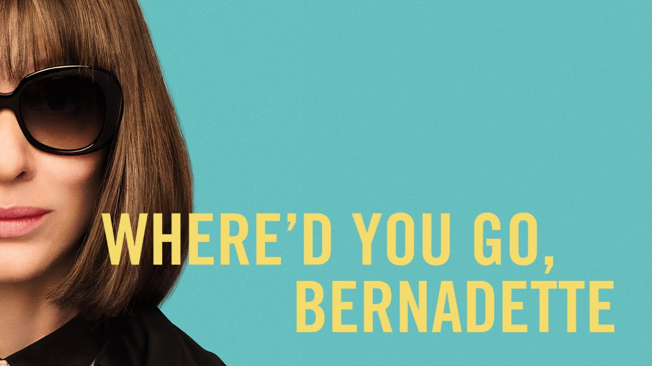 ¿Dónde estás, Bernadette? (Where'd You Go, Bernadette) – Soundtrack, Tráiler