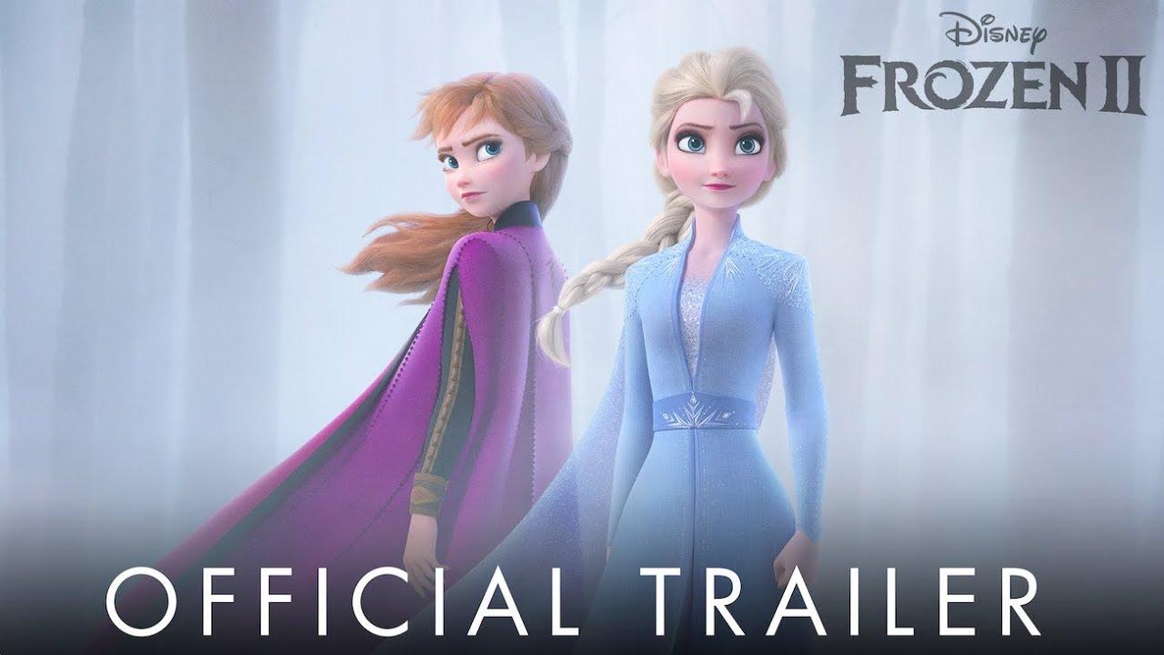 Frozen 2 – Tráiler