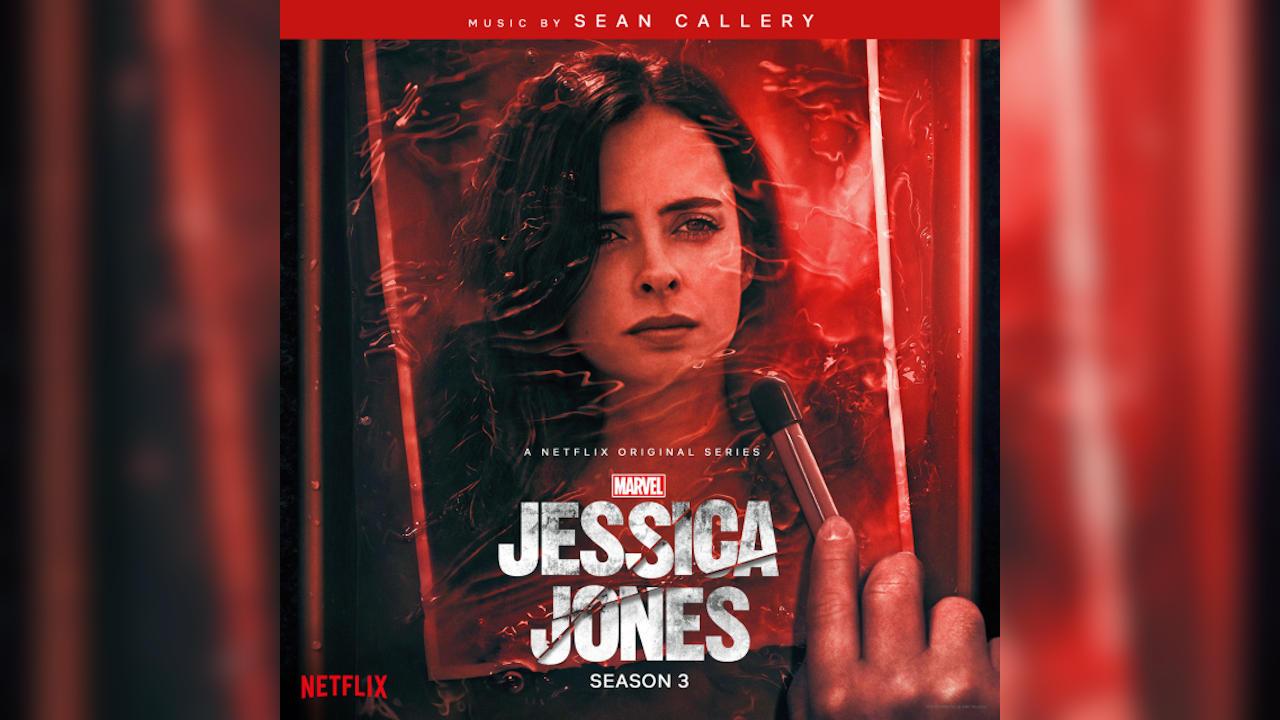 Jessica Jones (Serie de TV) – Soundtrack, Tráiler