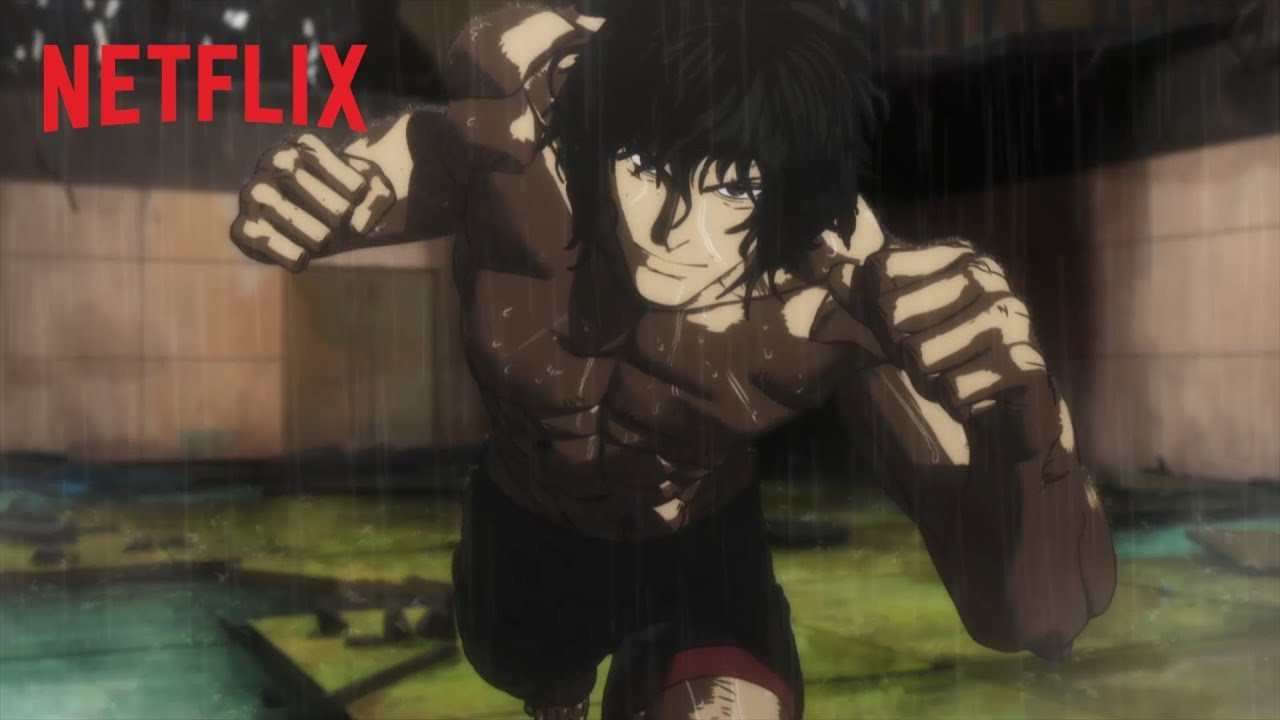 Kengan Ashura (Anime) – Tráiler