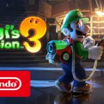 Luigi's Mansion 3 (Switch) – Tráiler