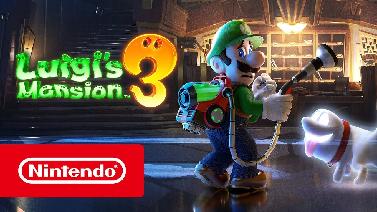 Luigi's Mansion 3 (Switch) – Tráiler