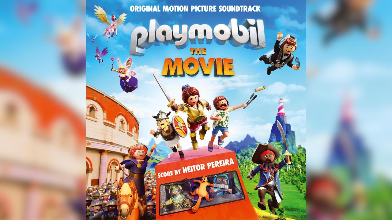 Playmobil: La Película (Playmobil: The Movie) – Soundtrack, Tráiler