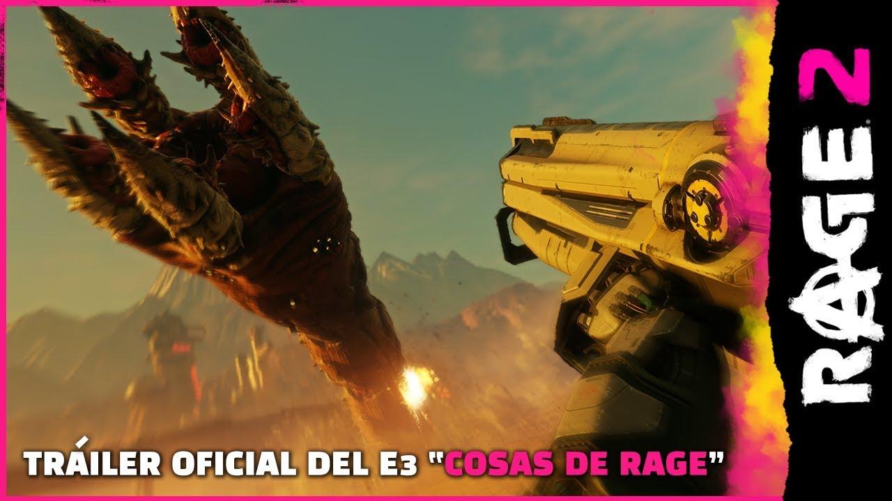 Rage 2 (PC, PS4, XB1) – Tráiler