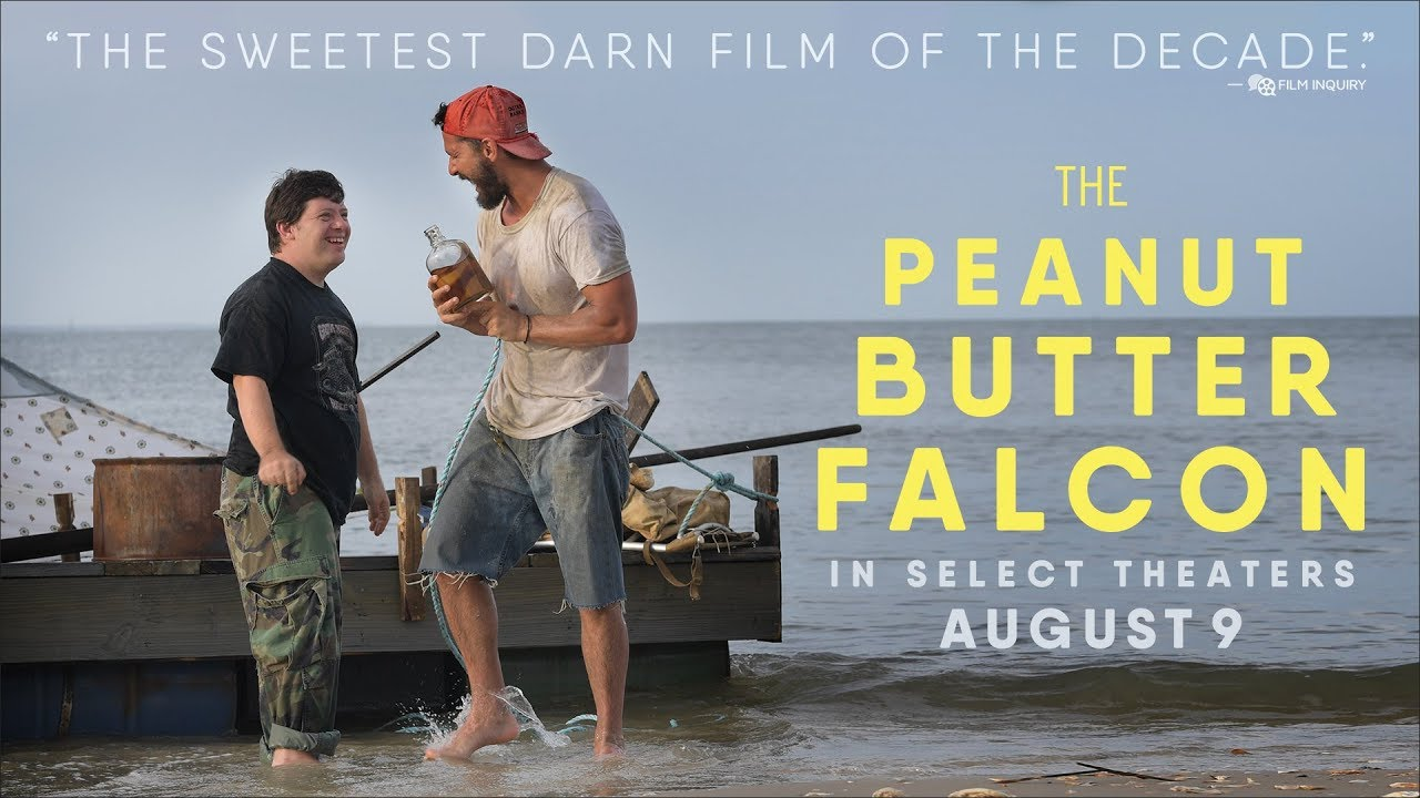 The Peanut Butter Falcon – Soundtrack, Tráiler