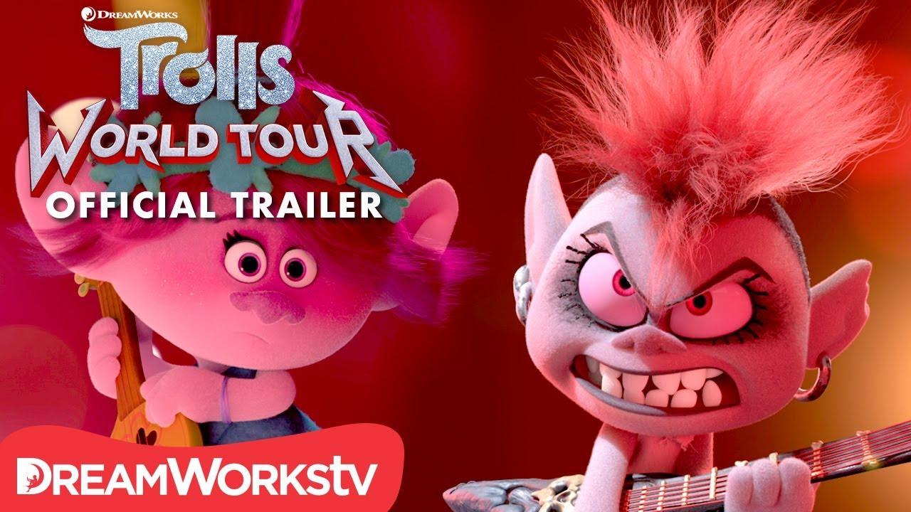 Trolls World Tour – Tráiler