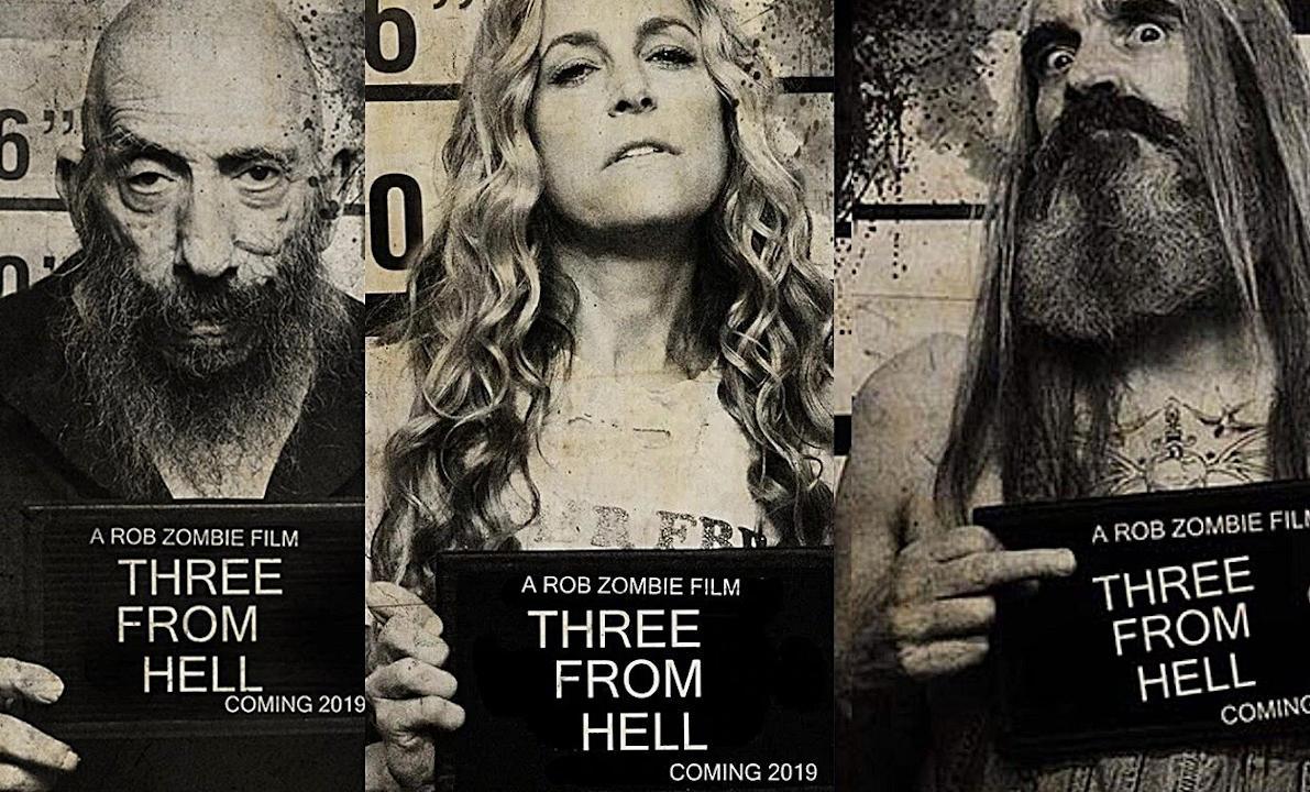 Los 3 Del Infierno (3 from Hell) – Tráiler