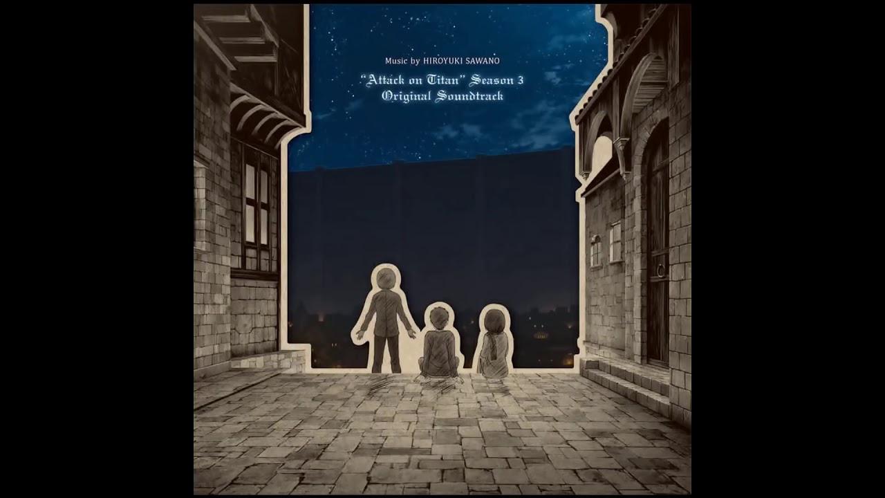 Attack on Titan (Shingeki no Kyojin), Anime – Soundtrack, Tráiler