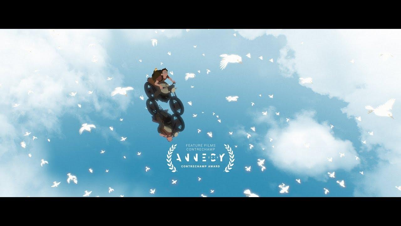 Away (Filme Animado) – Soundtrack, Tráiler