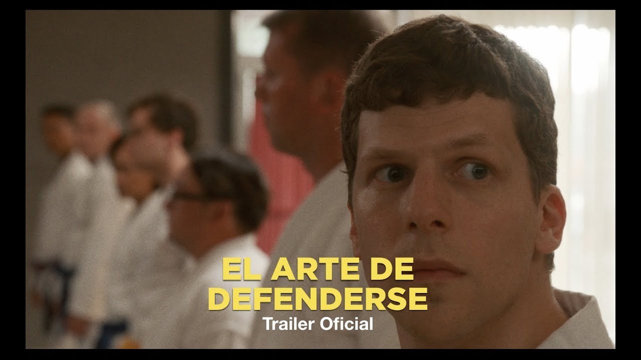 El Arte de Defenderse (The Art of Self-Defense) – Soundtrack, Tráiler