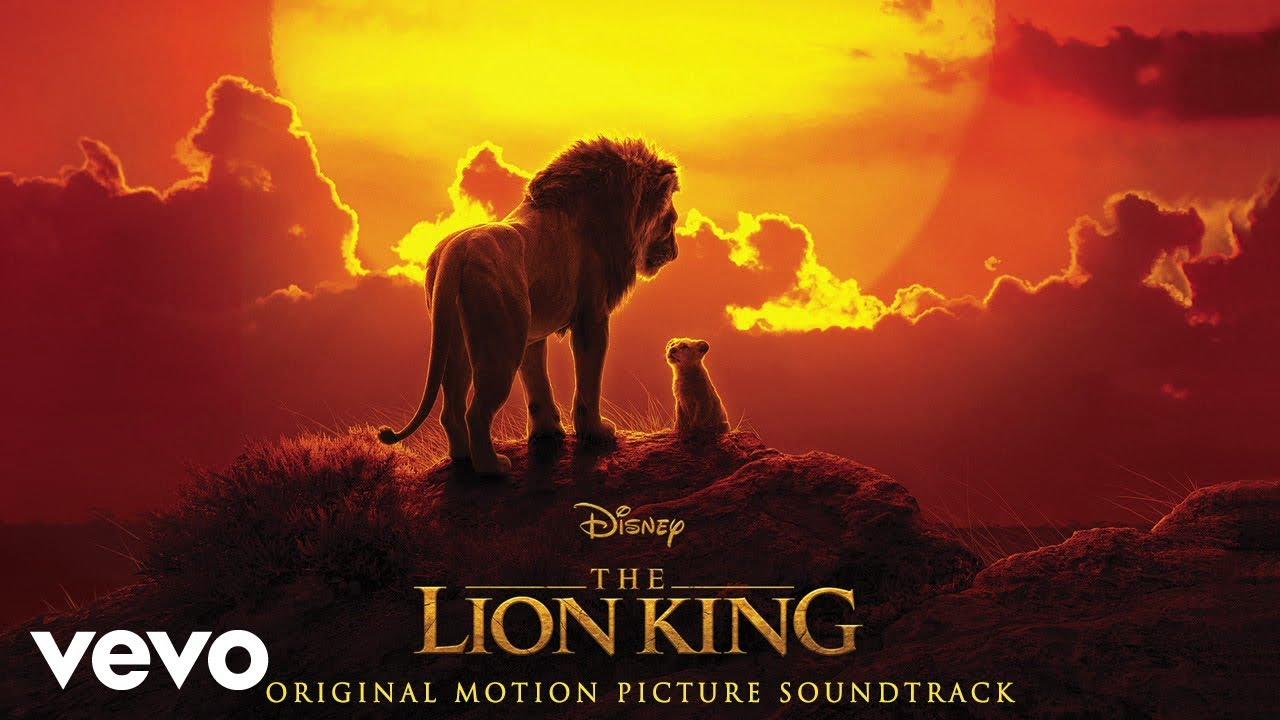 El Rey León (The Lion King), Filme del 2019 – Soundtrack, Tráiler
