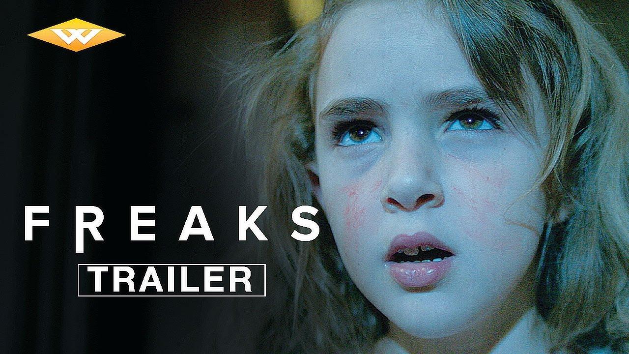 Freaks – Soundtrack, Tráiler