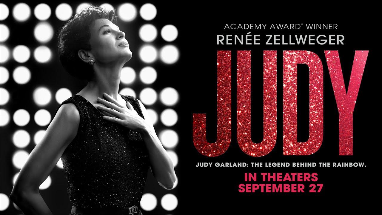 Judy – Soundtrack, Tráiler