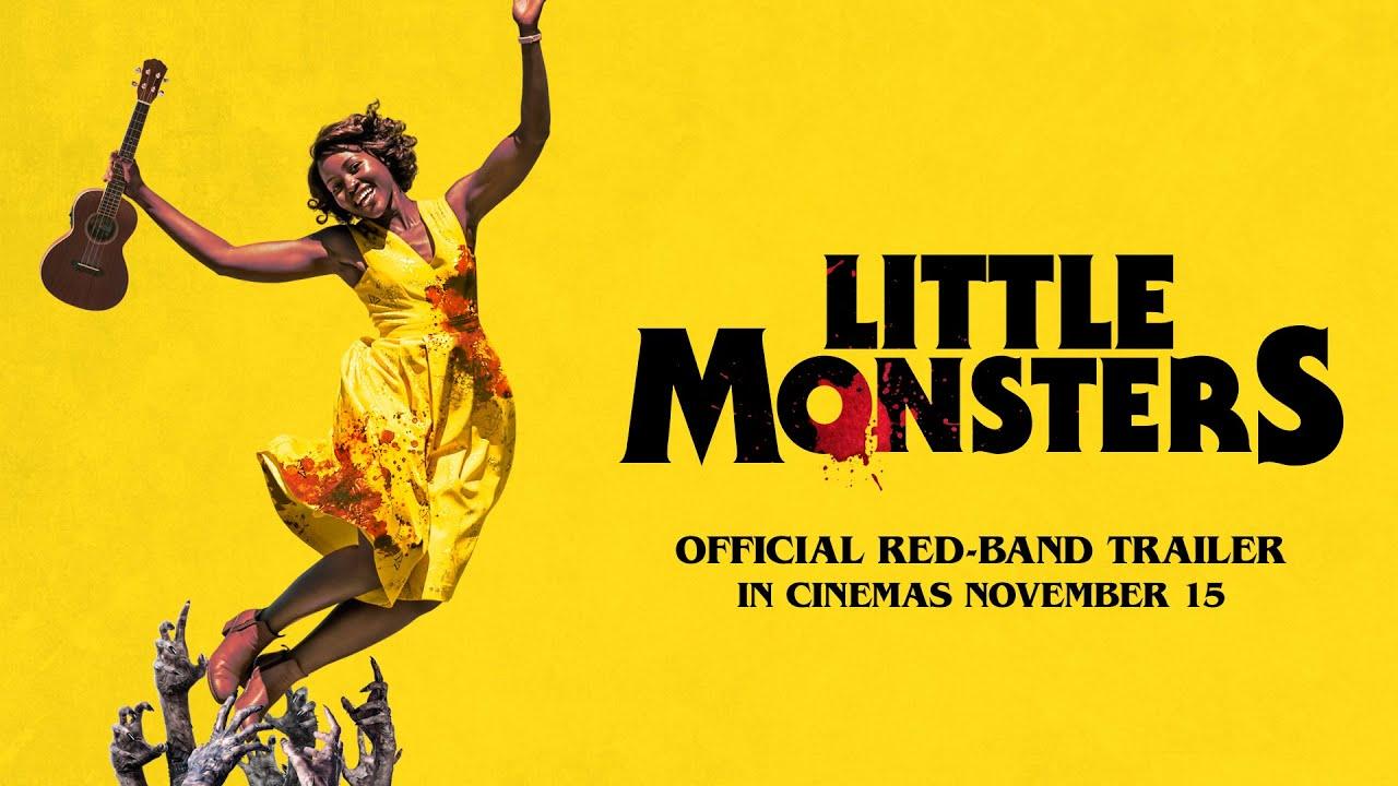 Little Monsters – Tráiler
