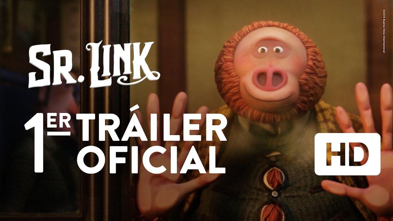Sr. Link (Missing Link) – Soundtrack, Tráiler