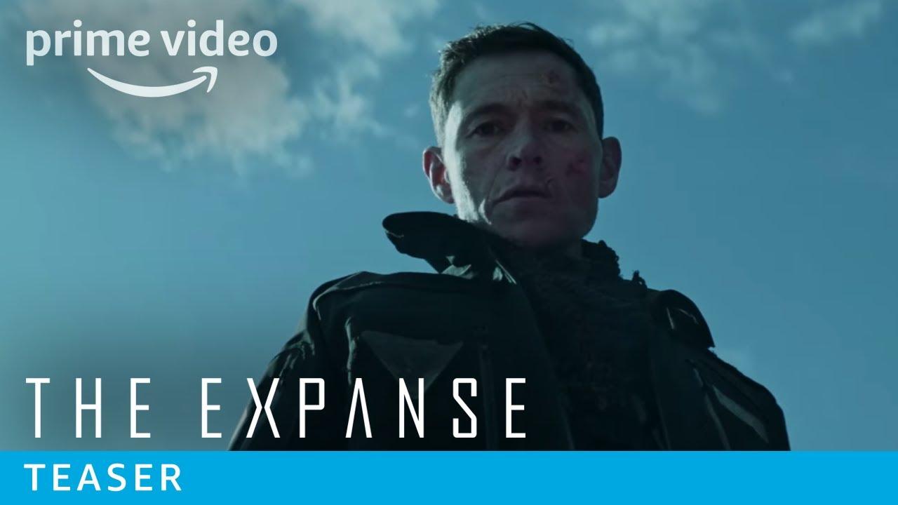 The Expanse (Serie de TV) – Soundtrack, Tráiler