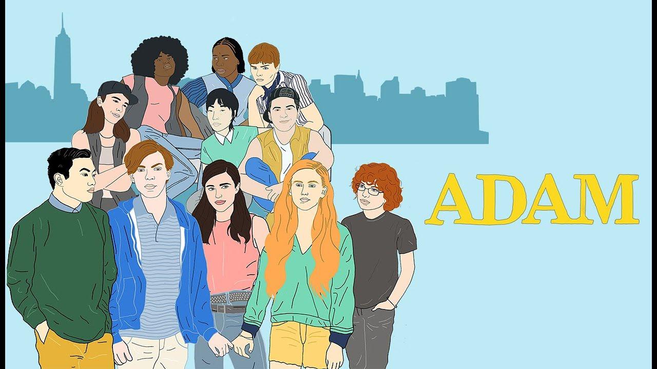 Adam – Soundtrack, Tráiler
