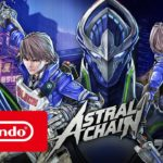 Astral Chain (NSwitch) – Soundtrack, Tráiler