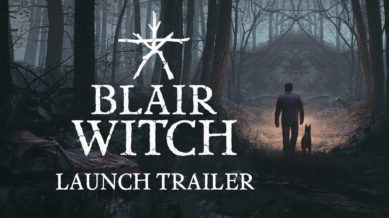 Blair Witch (PC, XB1) – Tráiler