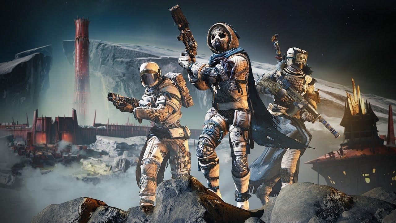 Destiny 2 (PC, PS4, XB1) – Soundtrack, Tráiler