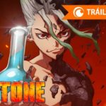 Dr. Stone (Anime) – Soundtrack, Tráiler