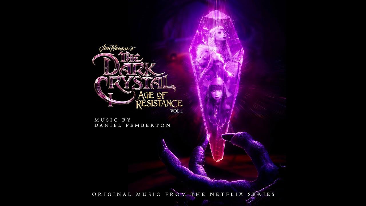 El Cristal Encantado: La Era de la Resistencia (The Dark Crystal: Age of Resistance), Serie de TV – Soundtrack, Tráiler