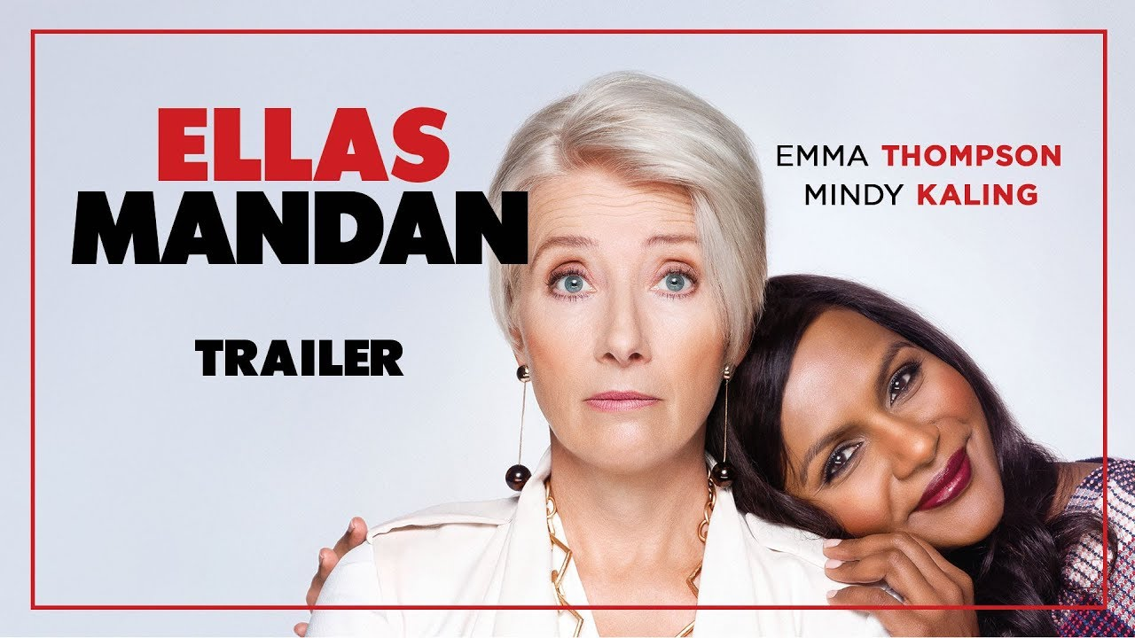 Ellas mandan (Late Night) – Soundtrack, Tráiler
