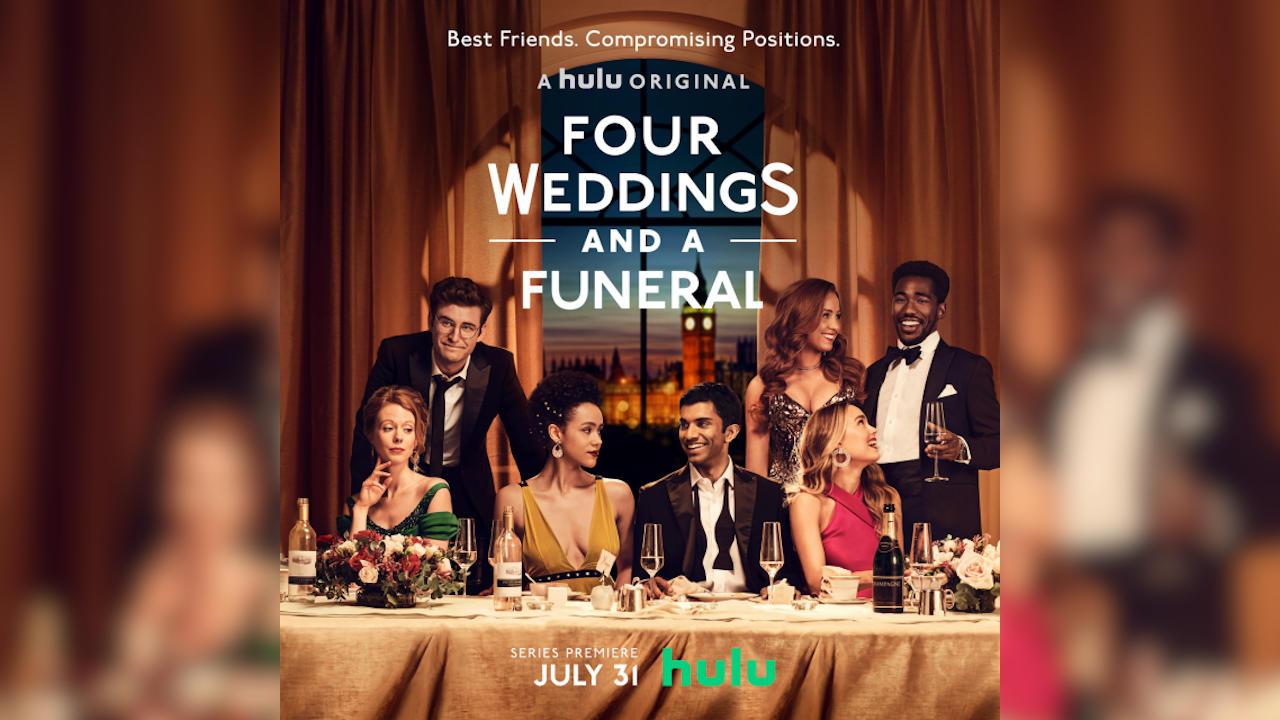 Four Weddings and a Funeral (Serie de TV) – Soundtrack, Tráiler
