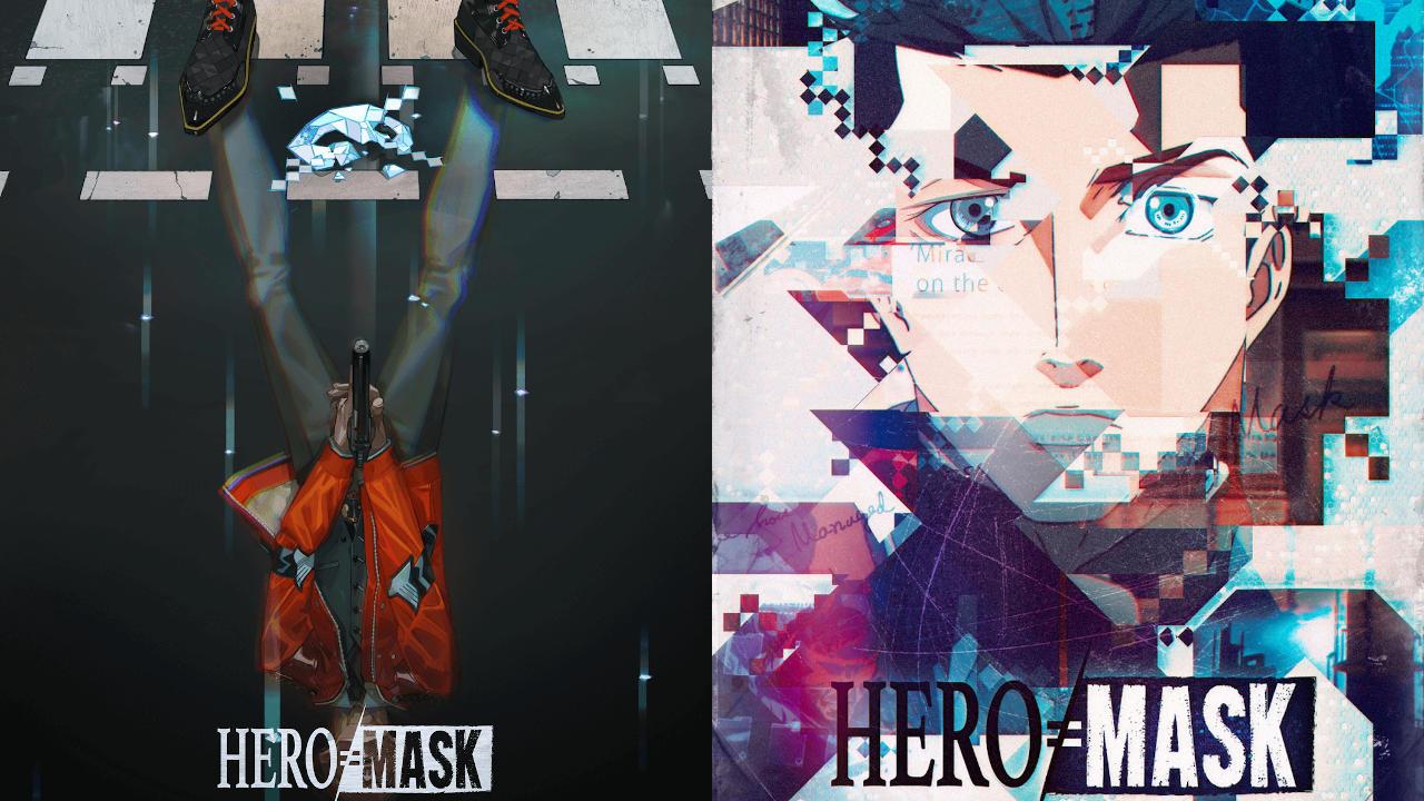 Hero Mask (Anime) – Soundtrack, Tráiler
