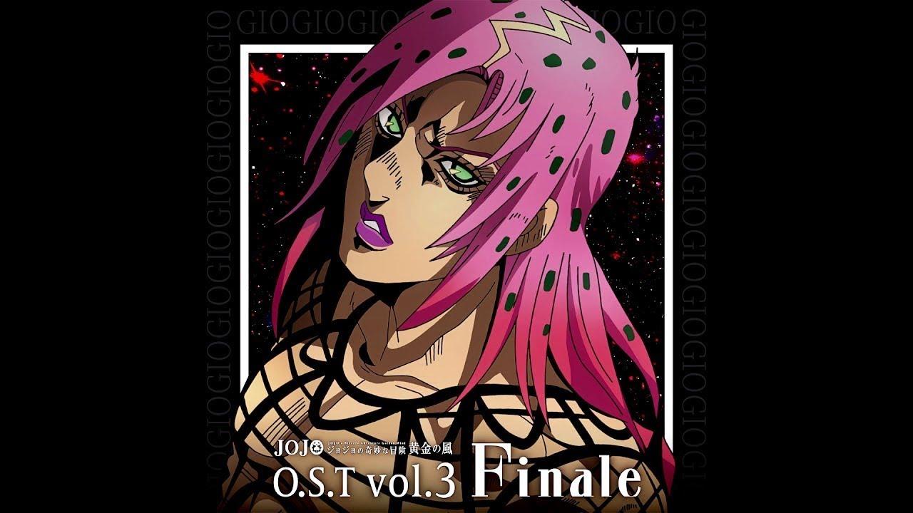 Jojo S Bizarre Adventure Anime Soundtrack Dosis Media