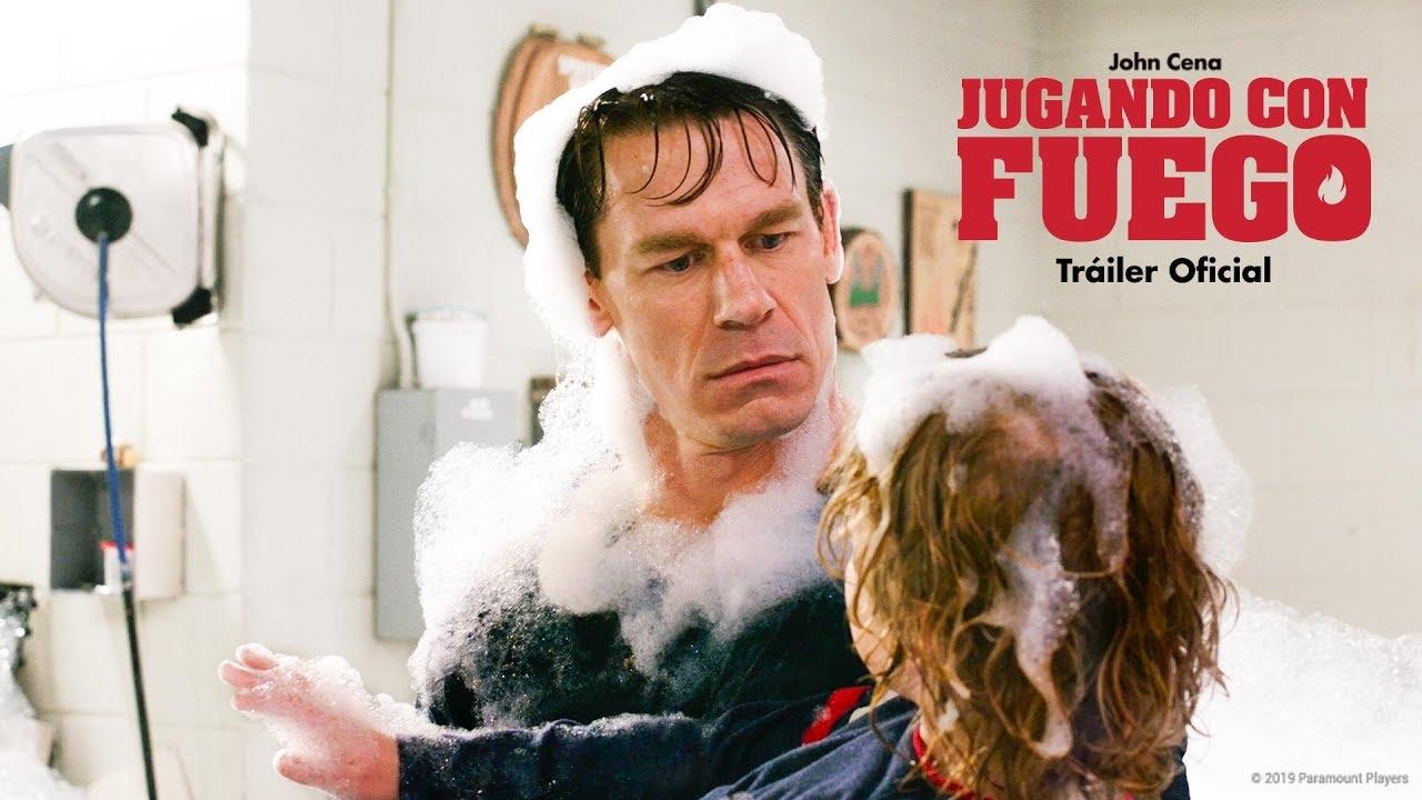 Jugando con Fuego (Playing with Fire) – Tráiler