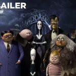 Los Locos Addams (The Addams Family), Filme Animado del 2019 – Soundtrack, Tráiler
