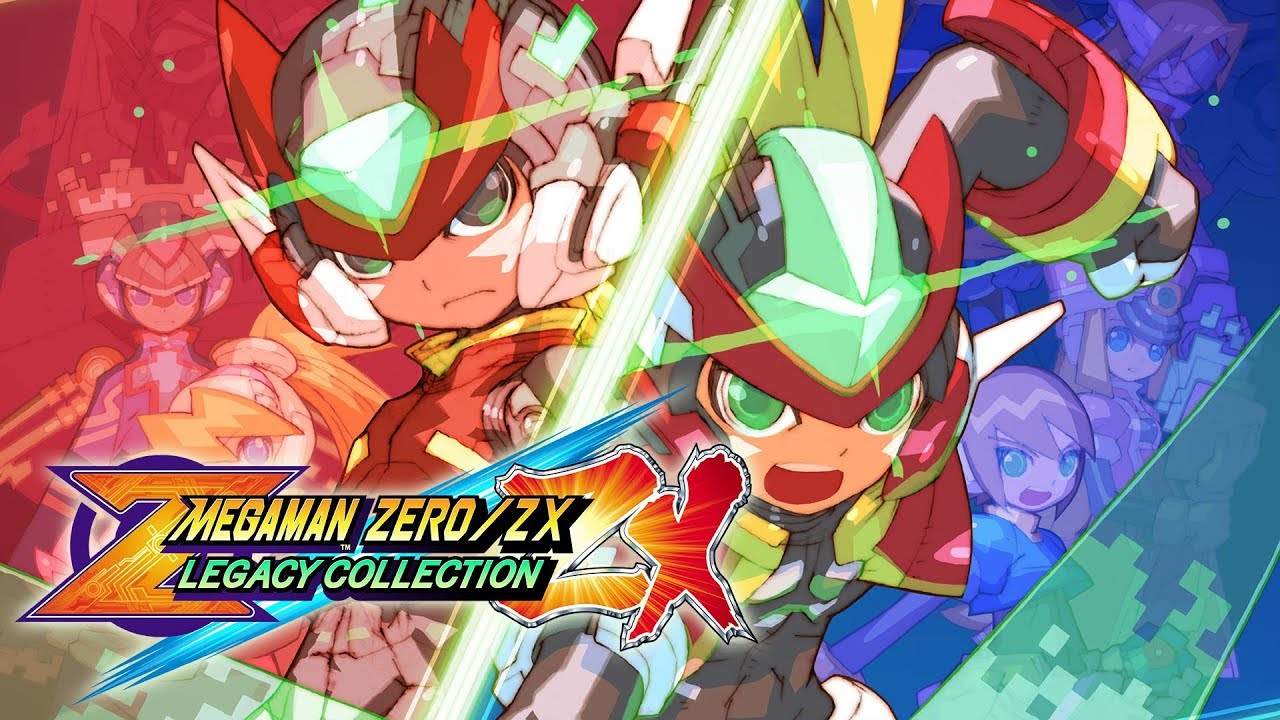Mega Man Zero/ZX Legacy Collection (PC, PS4, XB1, Switch) – Tráiler